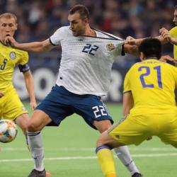 Сборная России - Сборная Казахстана дата матча