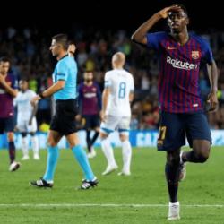 Барселона Интер 2 октября