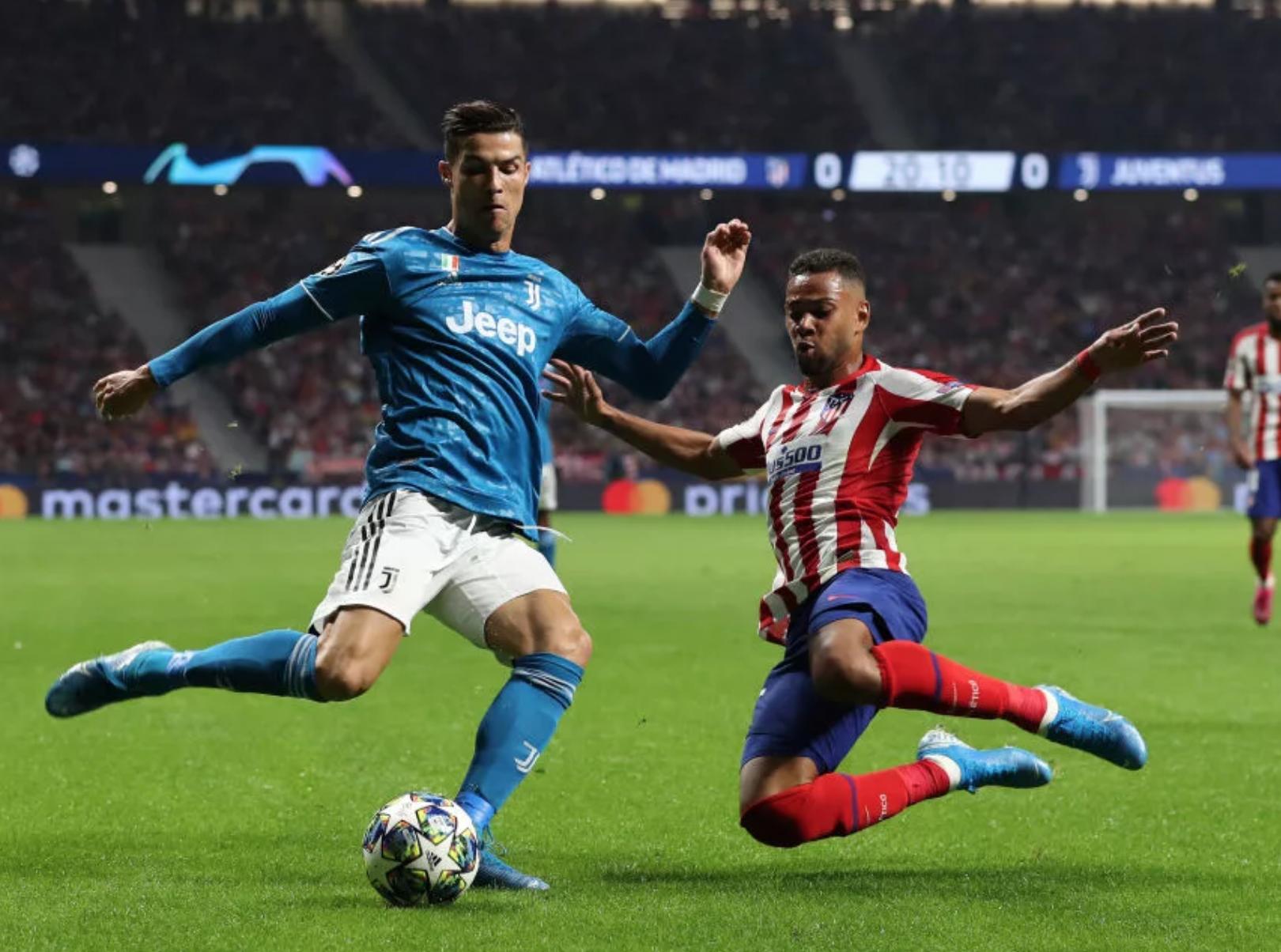Ювентус - Атлетико Мадрид 26 ноября ставки на матч