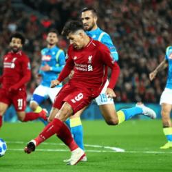 Ставки на матч Ливерпуль - Наполи 27 ноября