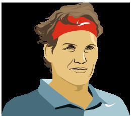 Роджер Федерер зарплата
